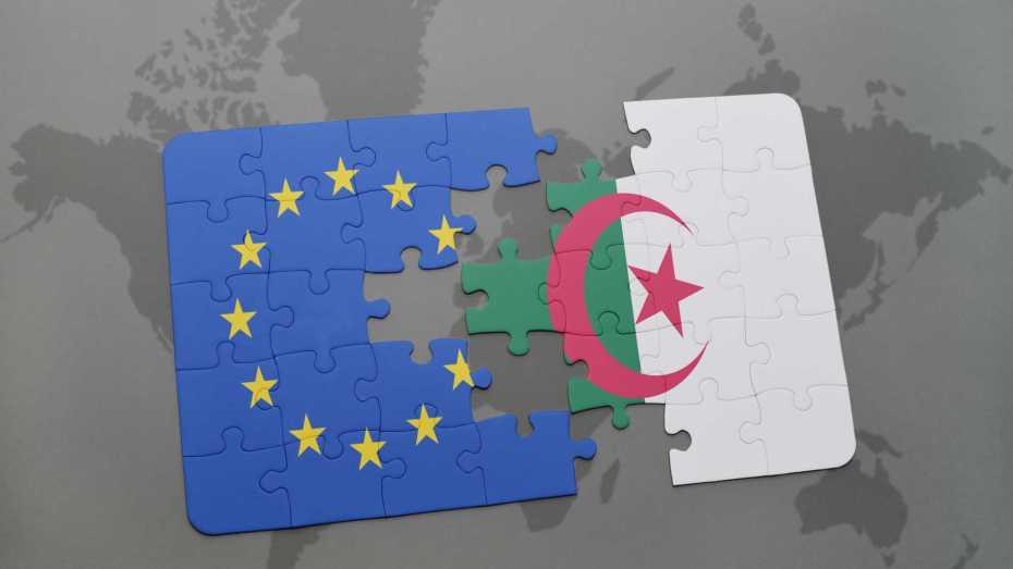 مباحثات جزائرية أوروبية عقب أزمة تقرير حقوق الإنسان