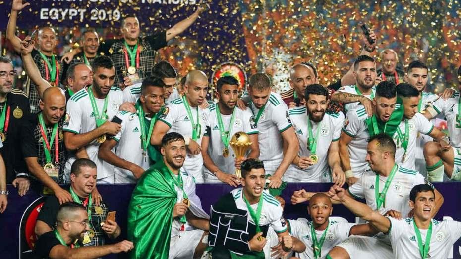 نجم صاعد يبدي رغبته الشديدة في تمثيل الجزائر