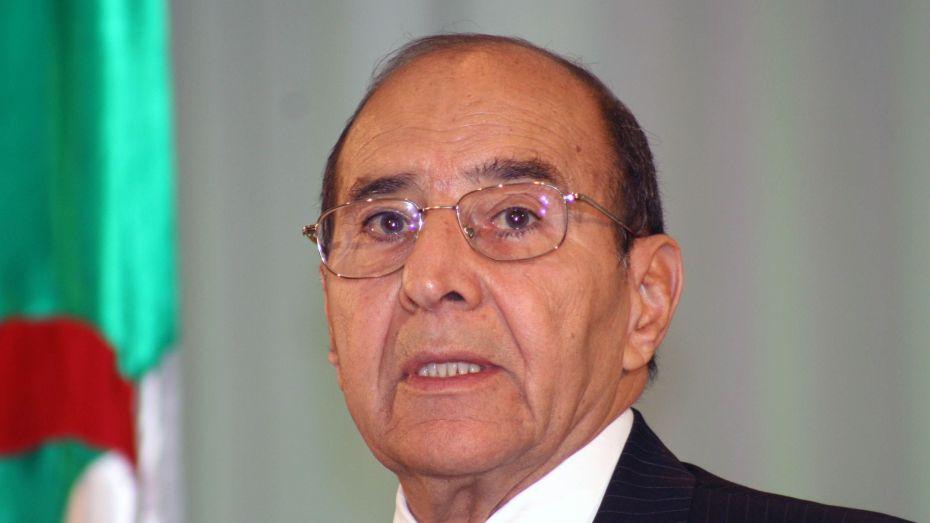 وفاة وزير الداخلية الأسبق نور الدين زرهوني