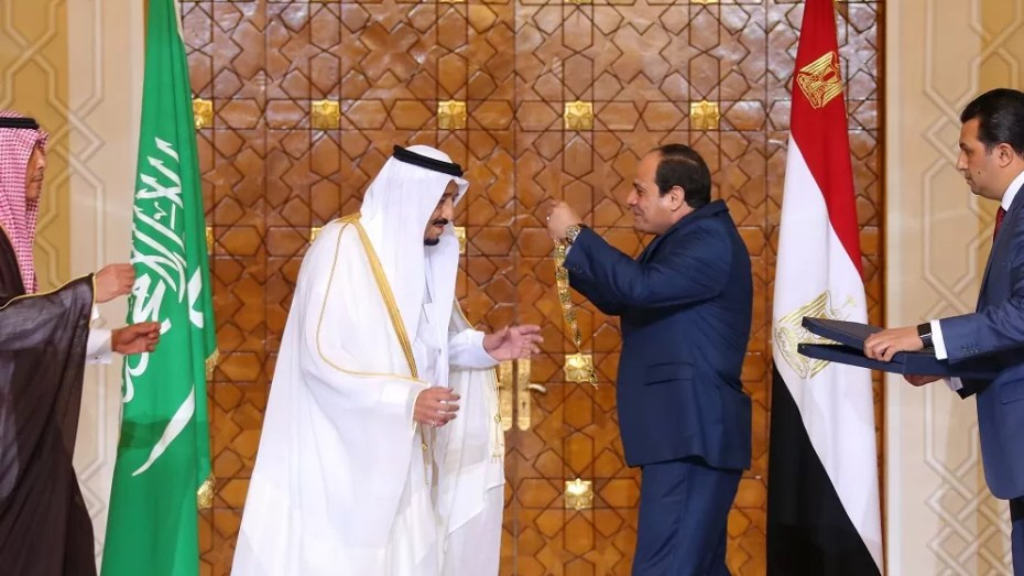 السعودية ومصر تؤكدان أن فلسطين هي القضية الأمة