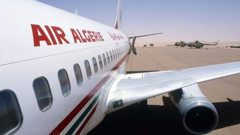 استثناء الرحلات الجوية التجارية من استئناف النقل الجوي