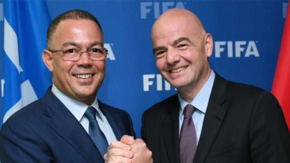 """""""الفيفا"""" تكشف مُستجدات ملف المغربي فوزي لقجع المُرشح لمنصب مكتبها التنفيذي"""