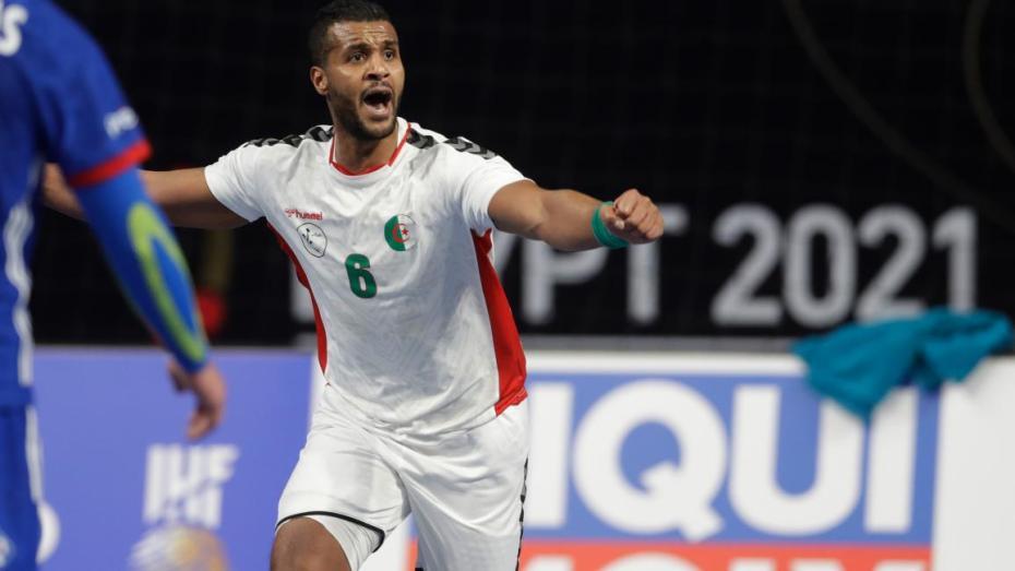 البث المباشر لمباراة الجزائر ضد النرويج في كرة اليد