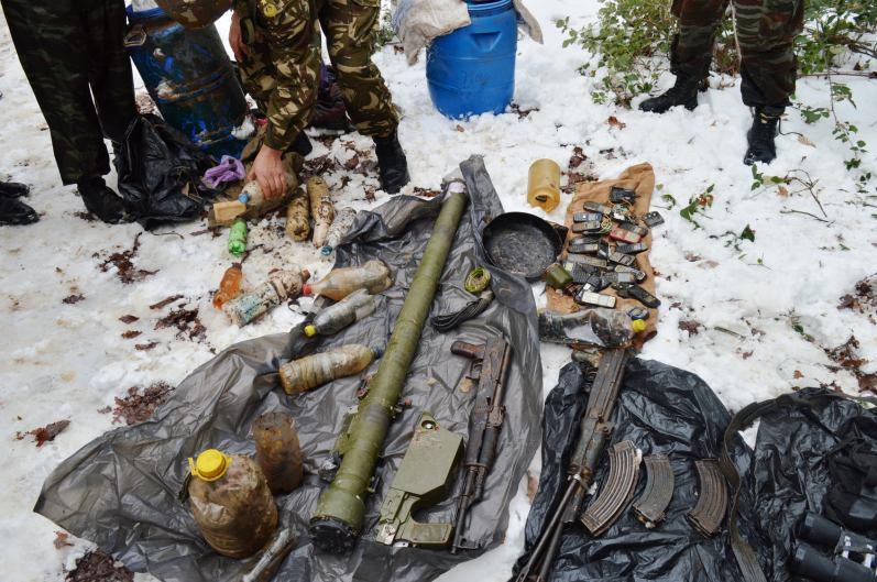 الجيش يحجز صواريخ مضادة للطائرات1
