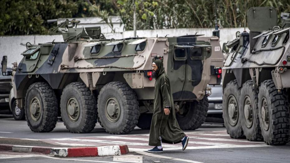 صفقة عسكرية ضخمة بين المغرب وإسبانيا