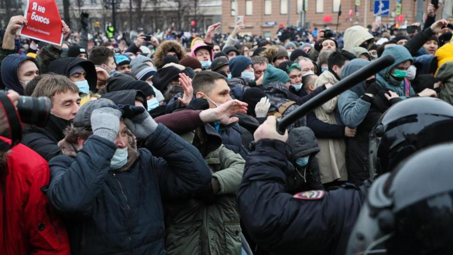 بدعوى مشاركته في المظاهرات.. تغريم طالب جزائري في روسيا