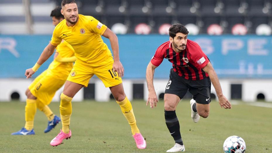 بالفيديو.. بلايلي يسجل هدفا جميلا في دوري نجوم قطر