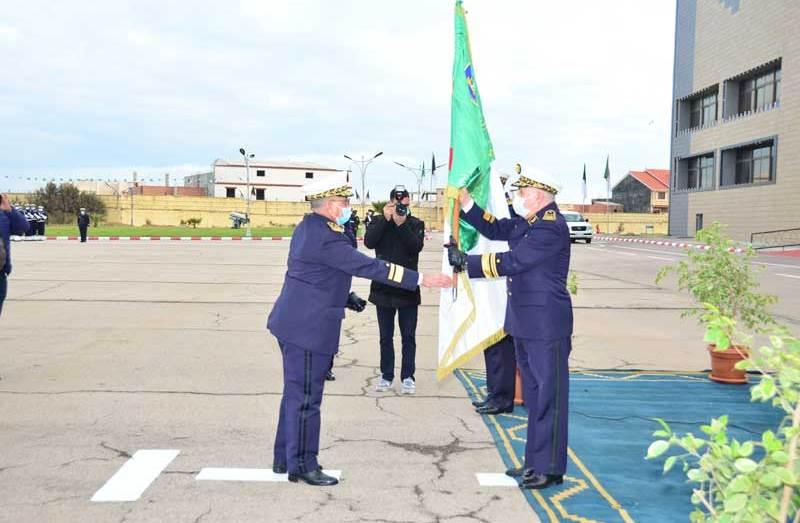 تنصيب قائد جديد للمدرسة العليا البحرية بتمنتفوست