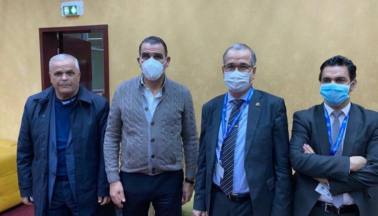 زطشي يشرع في الترويج لملف ترشحه لانتخابات مجلس الفيفا