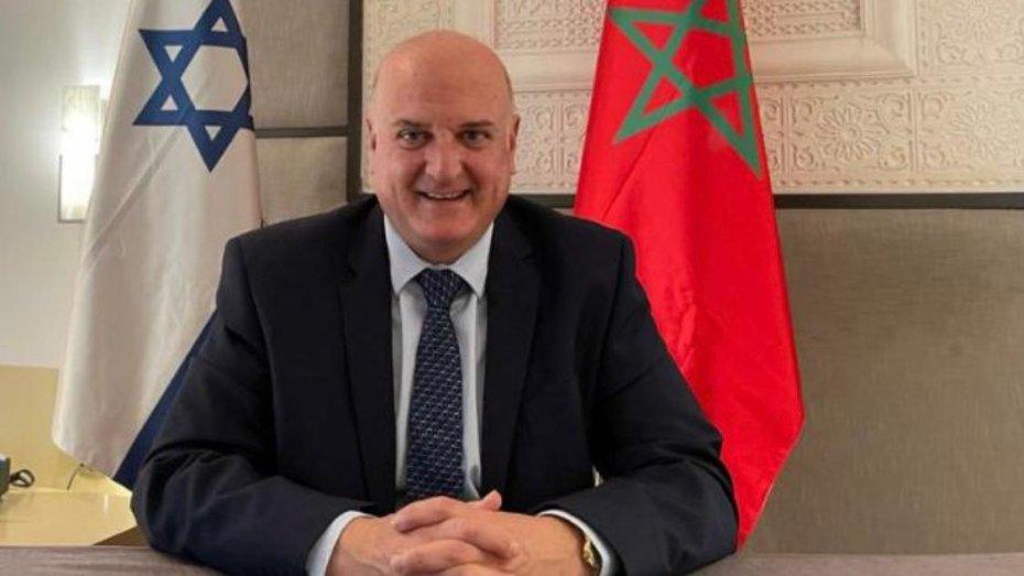 بعد 20 سنة من إغلاق مكتب الاتصال.. سفير الاحتلال الإسرائيلي بالرباط