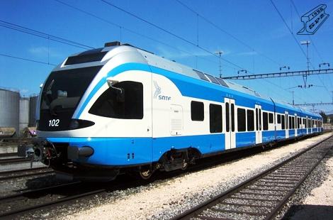 برنامج سير القطارات والخطوط المعنية بالاستئناف في المرحلة الأولى