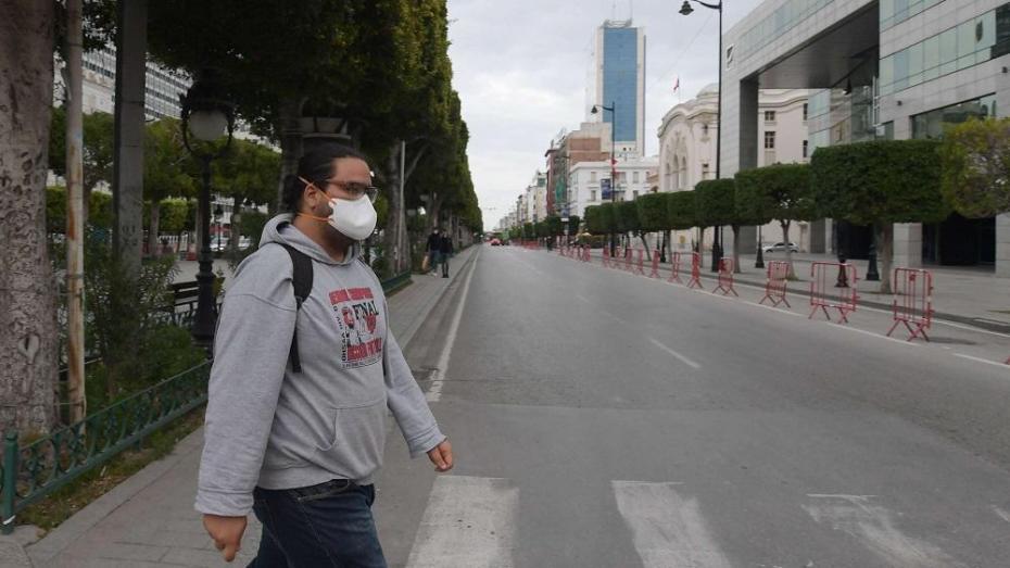 إجراءات جديدة لدخول الأراضي التونسية بسبب تفشي فيروس كورونا
