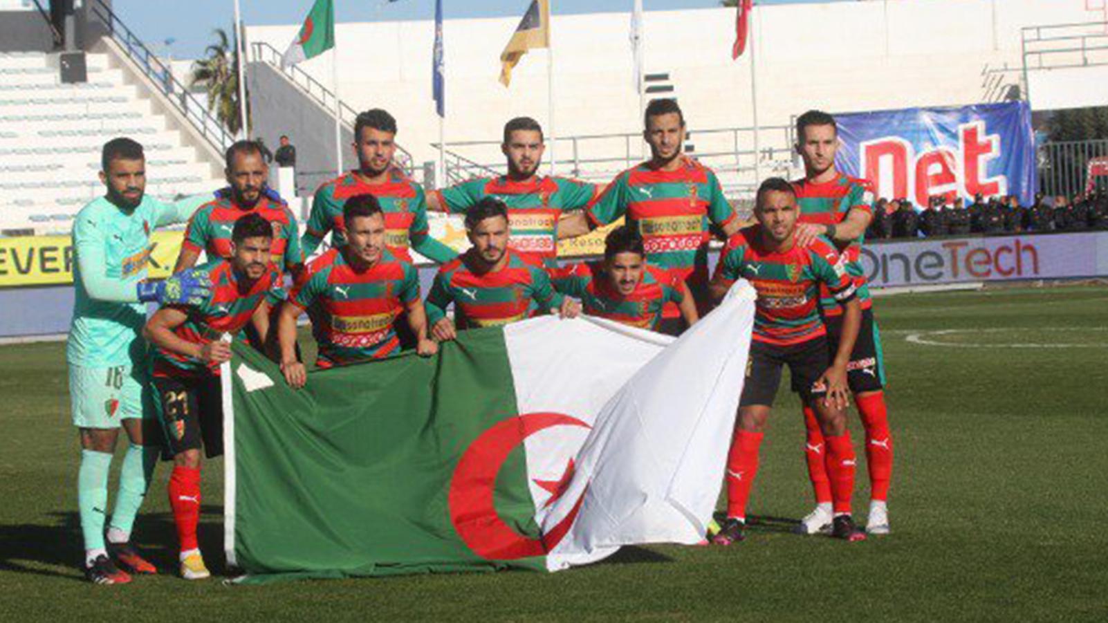 مولودية الجزائر يحقق أول انتصار في إفريقيا منذ 42 سنة