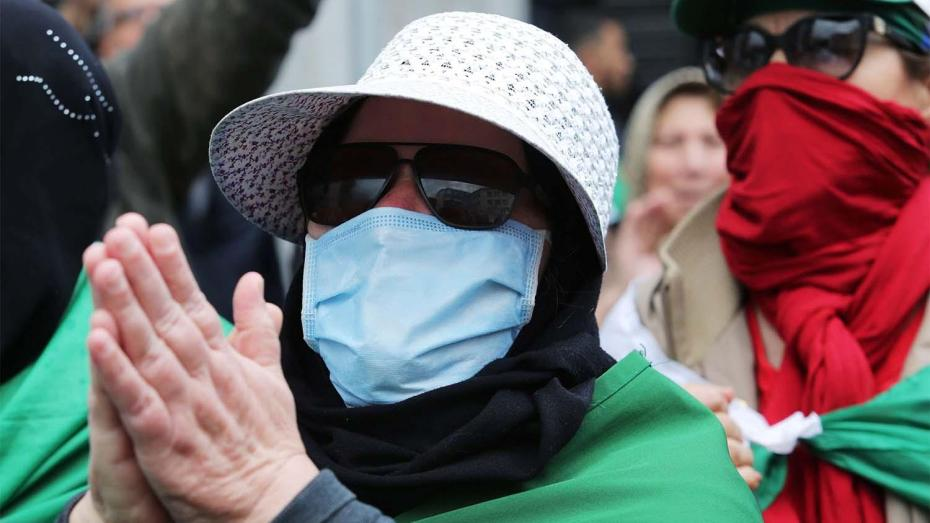 آخر مستجدات فيروس كورونا في الجزائر