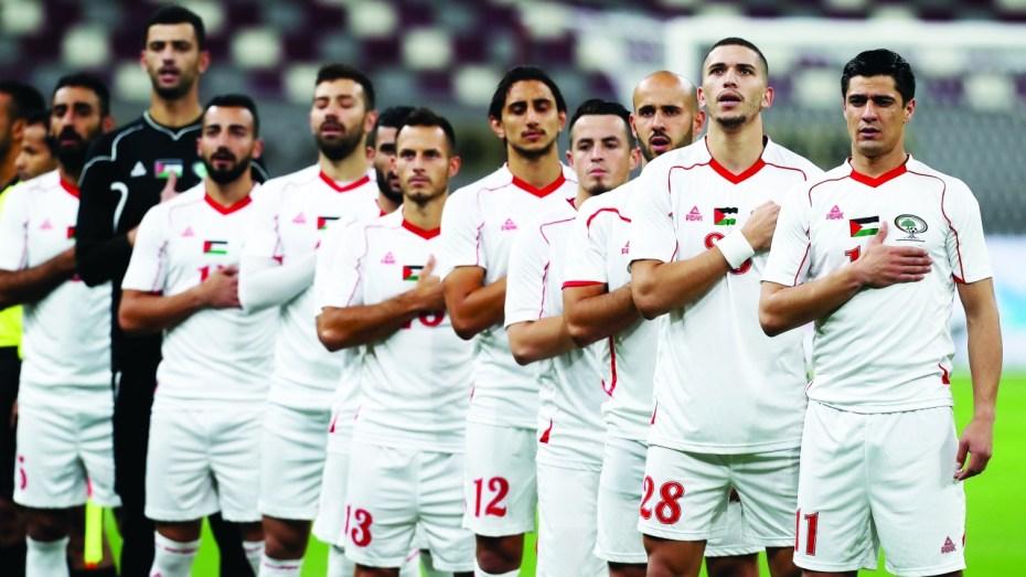 لاعب دولي فلسطيني على أعتاب اللعب في الجزائر لأول مرة في التاريخ