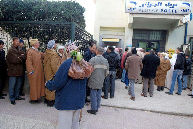 بريد الجزائر يرفع من الحد الأقصى للمبالغ المسحوبة منه