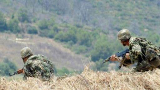 القضاء على 4 إرهابيين واستشهاد عسكريين اثنين في عملية اشتباك بتيبازة