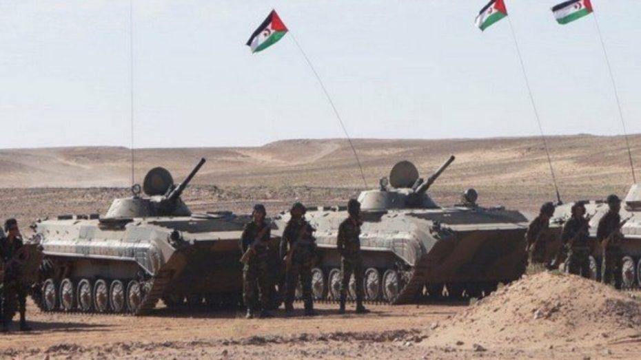 لليوم 83.. الجيش الصحراوي يواصل شن هجماته بمنطقة الكركرات