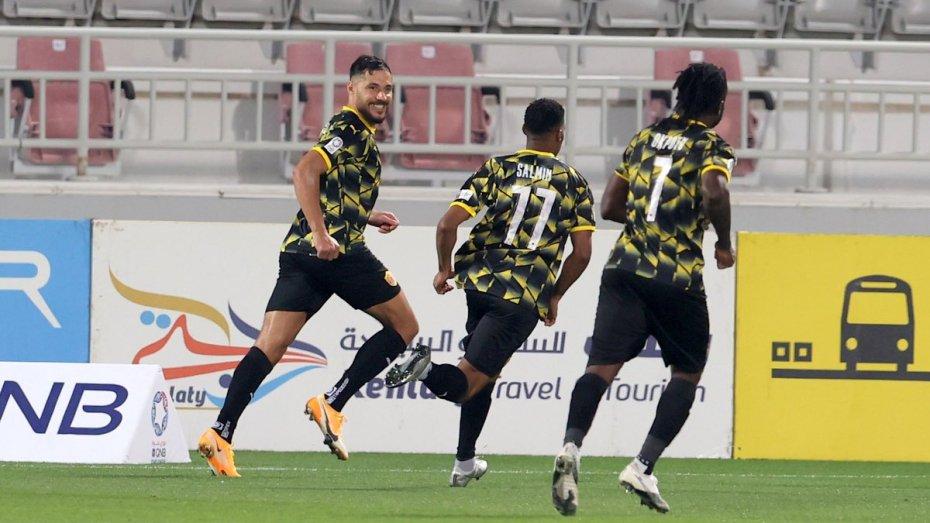 بالفيديو.. بلايلي يسجل ويقود ناديه قطر إلى فوز جديد