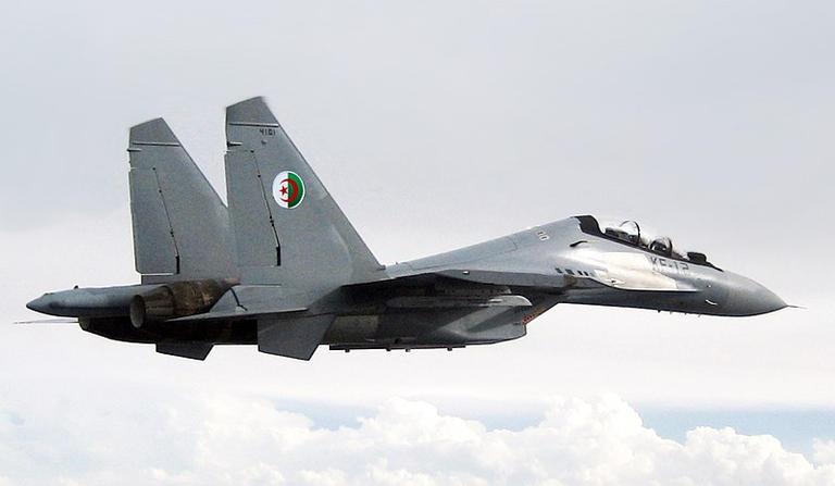 الجزائر ضمن أكبر 10 قوات جوية بالمنطقة لعام 2021