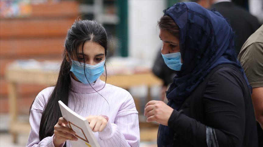 آخر حصيلة لفيروس كورونا في الجزائر