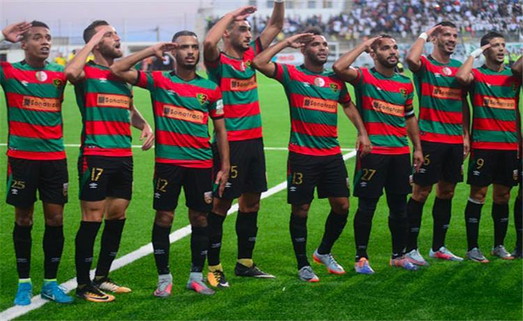مولودية الجزائر تتأهل إلى ربع نهائي رابطة ابطال إفريقيا