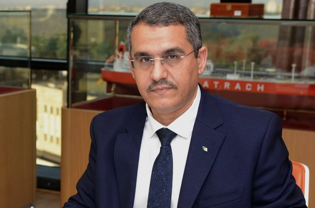 مدير عام سوناطراك خامس أقوى رئيس تنفيذي في الشرق الأوسط