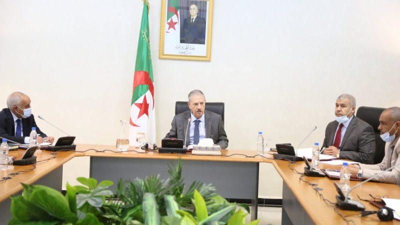 ترسيم صالح قوجيل رئيسا لمجلس الأمة الأربعاء المقبل