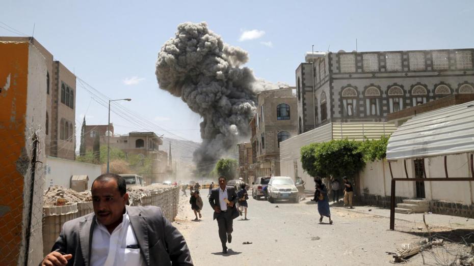 بايدن يعلن وقف واشنطن دعمها للعمليات العسكرية في اليمن