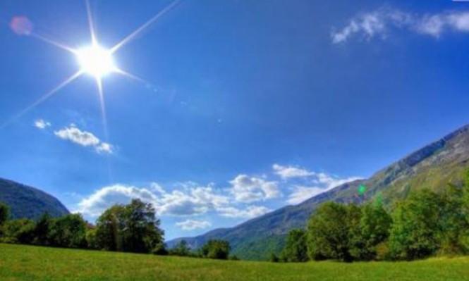 طقس: أجواء ربيعية على معظم مناطق الوطن
