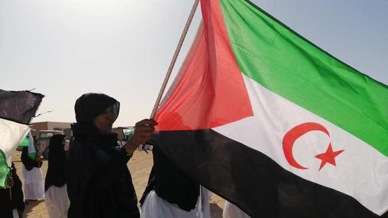 الجزائر تشارك في احتفالات الذكرى الـ45 لإعلان الجمهورية الصحراوية