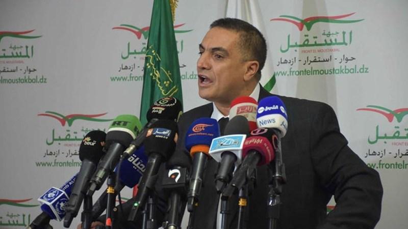 عبد العزيز بلعيد: مستعد للعمل مع الرئيس لبناء الجزائر الجديدة