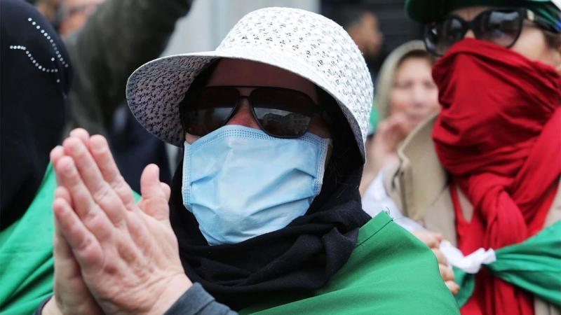 آخر مستجدات كورونا في الجزائر و0 حالة في 17 ولاية