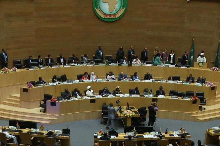 الصحراء الغربية تُسقط مشروعين للمغرب تقدم بهما إلى الاتحاد الإفريقي