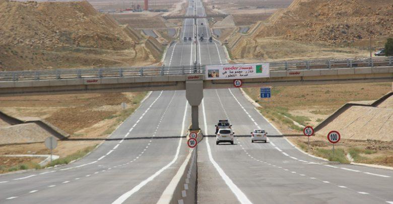 غلق طريق بين جسر قسنطينة وبراقي مؤقتا