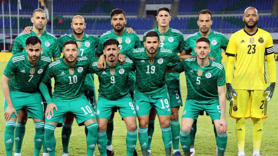 """المنتخب الجزائري يفقد خدمات أحد لاعبيه أمام بوتسوانا بسبب الـ""""فيفا"""""""