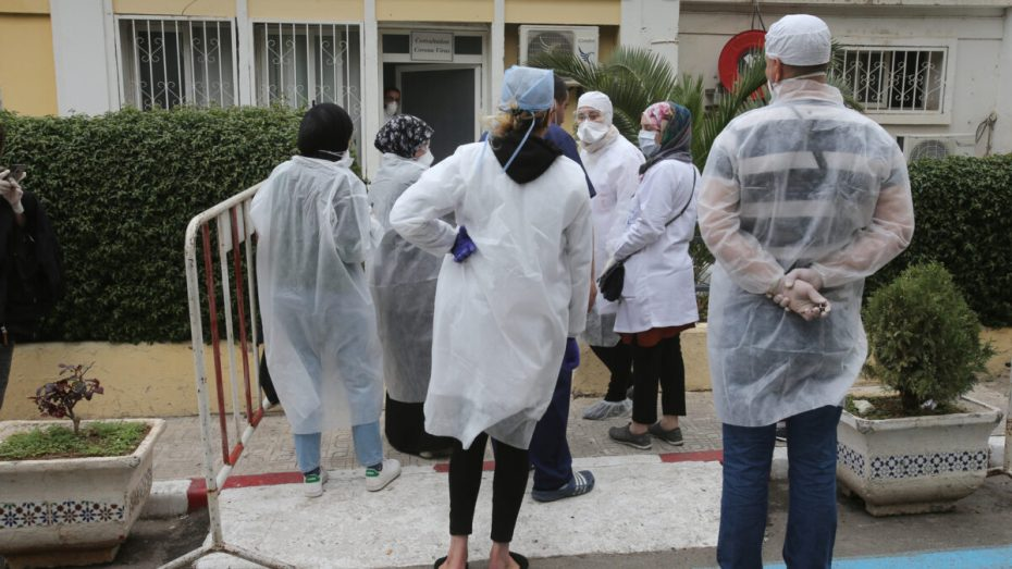 """جنوحات يكشف موقف الجزائر من لقاح """"أسترازينيكا"""" المضاد لكورونا"""