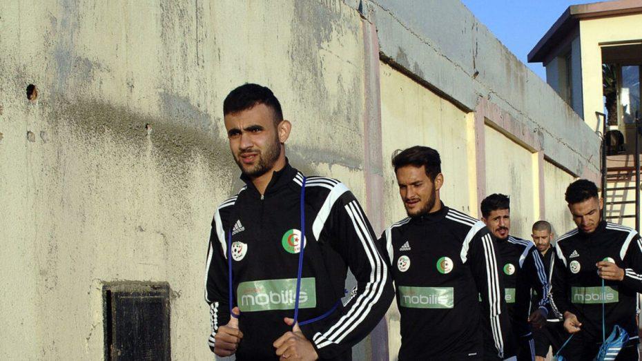 غزال يُمهد طريق عودته إلى صفوف المنتخب الوطني الجزائري بهذه الطريقة