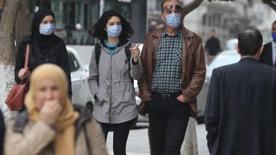 الجزائر تسجل 125 إصابة جديدة بفيروس كورونا