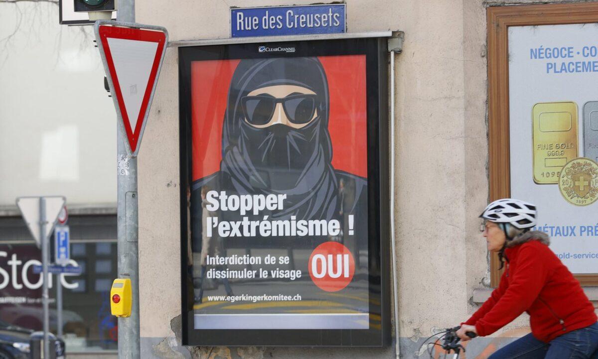 سويسرا تشرع في استفتاء حول حظر البرقع