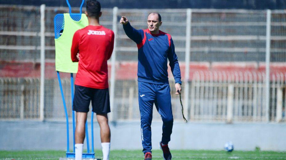زغدود يُدلي بأولى تصريحاته بعد توليه تدريب نادي اتحاد العاصمة