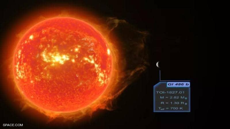 اكتشاف كوكب عملاق قد يكون صالحا للحياة