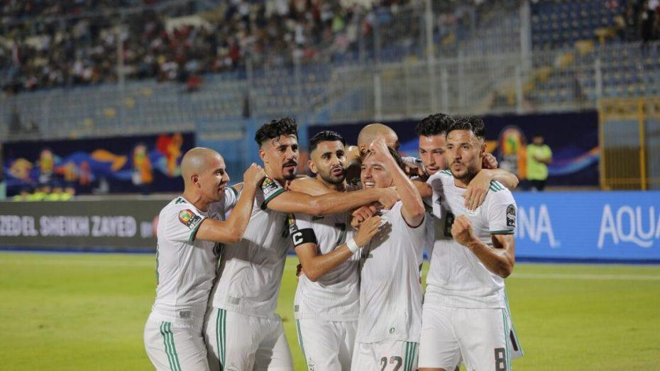 الجزائر تفرض التعادل على زامبيا