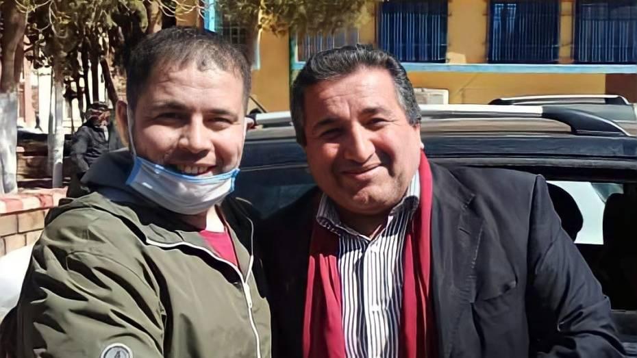 البراءة للناشط حسان بوراس