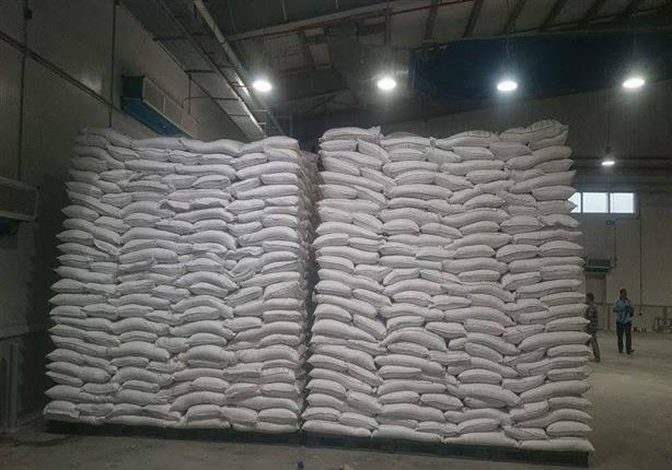 حجز قرابة 30 ألف قنطار من السكر موجهة للمضاربة