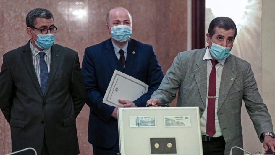 بنك الجزائر يطلق ورقة نقدية جديدة بمناسة يوم النصر