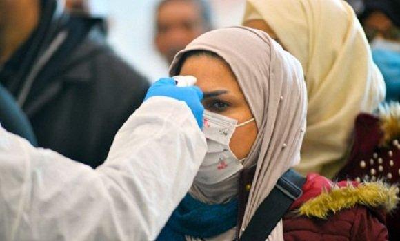 حصيلة جديدة لفيروس كورونا بالجزائر