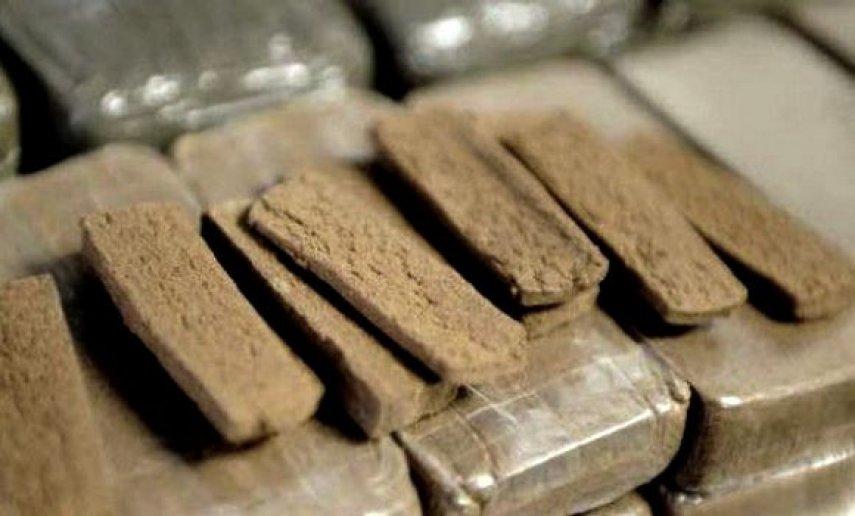 حجز 88 طن المخدرات من القنب الهندي المغربي في 2020