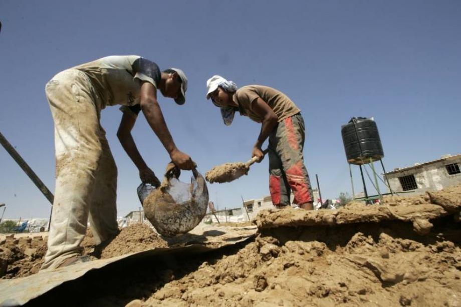 الجزائر تطالب منظمة العمل الدولية بمساعدة العمال الفلسطينيين