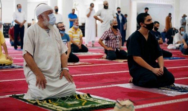إقامة صلاة الاستسقاء في مساجد الوطن